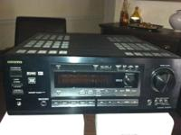 In perfect condition, used, Onkyo Receiver with