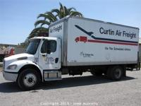 2003 Freightliner Business Class M2 CAT Diesel Truck