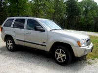 Online Vehicle Auction - 2000 Jeep Grand Cherokee