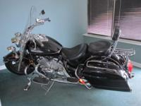 ONLINE AUCTION - 1998 YAMAHA ROYAL STAR MOTORCYCLE. 104