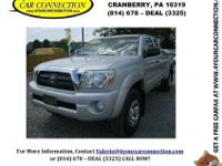 2008 Toyota Tacoma with Access Cab with 4X4!!! Great