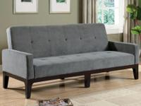 Type: Sofa Bed This casual styled sofa bed is covered