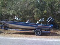 THIS IS A BEAUTIFUL WELL KEPT AND MAINTAINED BOAT WITH