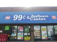Now abailable at 99cents &Appliance Center/ washers and