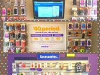 Metro PCS offers awesome accessories. Guard your phone