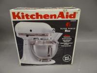 Onyx Black KitchenAid Model KSM90PS Ultra PowerSeries