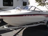 2002 Chaparral 180 SSe Open Bow Boat ! 18ft !  Great