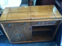 Open Leaf Console Buffet Table $29 Buffet Console