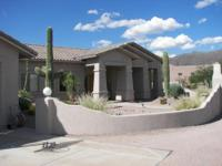 Single level custom home on two acres surrounded by the