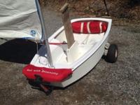 Excellent economical Opti sailboats for a novice sailor