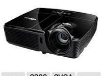 OPTOMA TS551 DLP DIGITAL VIDEO PROJECTOR VGA 2800