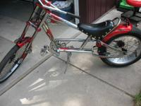I have for sale a real sharp red Orange County Chopper