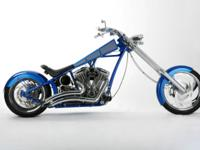 OCC - A unique, one of a kind Chopper built by Orange