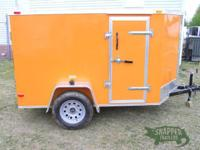 -LRB-912-RRB-200-8503 ext. 57. This Enclosed Trailer
