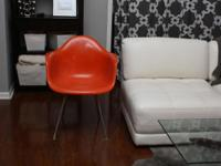 I'm selling an Original Herman Miller fiberglass shell