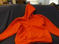 I have a Orange Hoodie available from spick-and-span