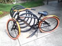 Type:BicycleType:UnisexThis bike is barely used. It