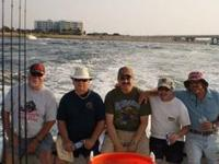 Orangebeachfish offers private fishing charters for