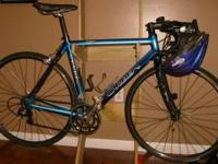 Great bike for sale! Stored indoors at all times. Orbea