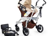 Offering safety for your child and convenience for you,
