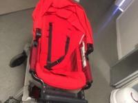 Orbit G2 Ruby/Red Standard Single Seat Stroller Price