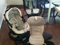 Everything you need for the orbit stroller system.