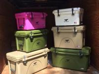 Orca Coolers -Made in the USA -Factory lifetime