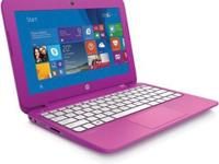 "Brand new and never used Orchid/Magenta HP 11.6"" Stream"