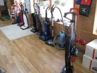 We have a good selection of the Oreck Vacuums on sale