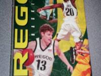 "New, sealed, VHS ""OREGON BASKETBALL: Championship"