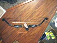 Oregon Valiant Crusader Compound Bow 65-80 Weight 44-M