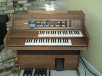Antique Lowrey Organ, bought it as an addition for