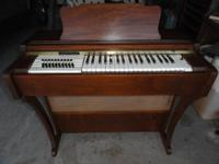 Orcoa concert imperial organ. Asking $125.00 obo. Call