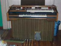 I have an organ that I have not played everything works