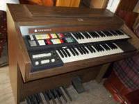 Hammond Organ. 200 OBO Calls are better than e-mails