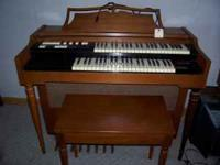 I have an organ for sale for $50 or best offer. This is