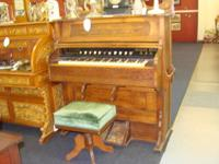 A wonderful organ made by Hartland Business found at