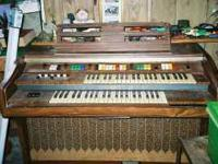 Kiowa organ, works. Contact  Location: Noel, Mo