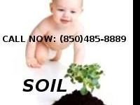 ?? Organic soils are the base material you require in