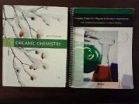 Hardback 7th edition Organic Chemistry Book. Author is