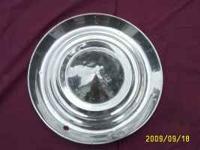 Orginal 1950s Chieften Pontiac Hub Cap. Good Condition