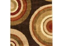 The Orian Rugs Eclipse Brown 7 ft. 10 in. x 10 ft. 10