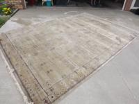 This Rug is just 3 years of ages, however with the sale