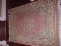 ORIENTAL STYLE RUG 3 FOOT BY 6 FOOT $20 OBO WE ALSO