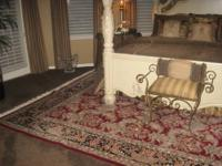 Gorgeous Oriental Rug, purchased at high end retailer
