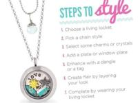Origami Owl customized jewelry is a magnificently