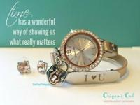 I am an Independent designer for Origami Owl and I