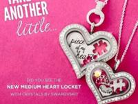 The Origami Owl Valentines collection is now on my