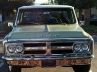 All American Classic '72 GMC C15 Longbed, 350 V8 290HP