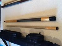 I have a Original series Muecci pool stick/cue used in